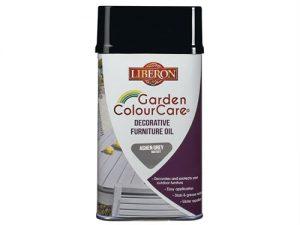 Garden ColourCare Decorative Furniture Oil Ashen Grey 500ml