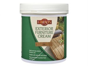 Exterior Furniture Cream Teak 1 Litre