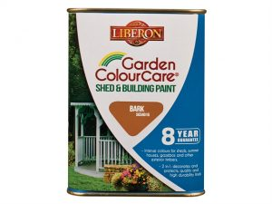 Shed & Building Paint Bark 1 Litre