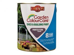 Shed & Building Paint Painted Fern 2.5 Litre