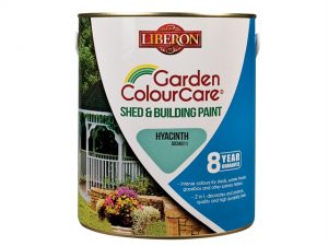 Shed & Building Paint Hyacinth 2.5 Litre