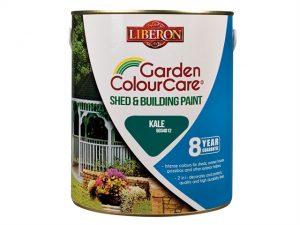 Shed & Building Paint Kale 2.5 Litre