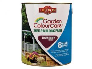 Shed & Building Paint Logan Berry 2.5 Litre