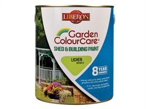 Shed & Building Paint Lichen 2.5 Litre