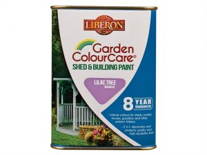 Shed & Building Paint Lilac Tree 1 Litre