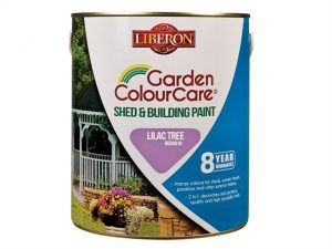Shed & Building Paint Lilac Tree 2.5 Litre