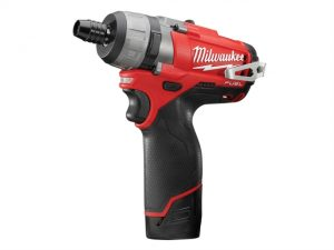 M12 CD-202C Fuel™ Compact Screwdriver 12 Volt 2 x 2.0Ah Li-Ion