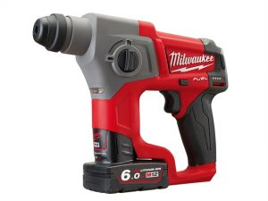 M12 CH-602X Fuel™ SDS Hammer 12 Volt 2 x 6.0Ah Li-Ion