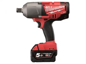 M18 CHIW-502X Fuel™ Friction Ring 3/4in Impact Wrench 18 Volt 2 x 5.0Ah Li-Ion