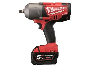 M18 CHIWP12 Fuel™ 1/2in Pin Dedent Impact Wrench 18 Volt 2 x 5.0Ah Li-Ion