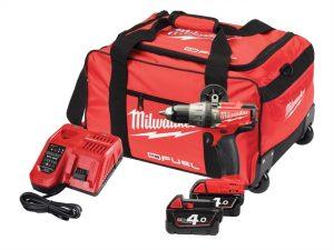 M18 FPD-402B Fuel™ Percussion Drill 18 Volt 2 x 4.0Ah Li-Ion