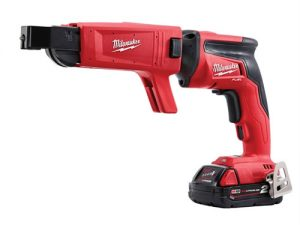 M18 FSGC-202X Fuel™ Screw Gun With Collated Attachment 18 Volt 2 x 2.0Ah Li-Ion