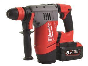 M28 CHPX-502C FUEL™ SDS+ Hammer Drill 28 Volt 2 x 5.0Ah Li-Ion