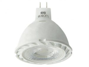 LED MR16 Truefit Bulb Non-Dimmable 370 Lumen 5.0 Watt 4000K