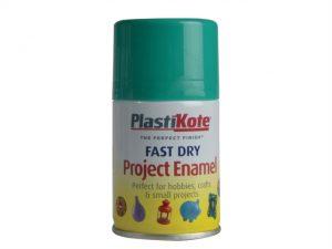 Fast Dry Enamel Aerosol Jade 100ml