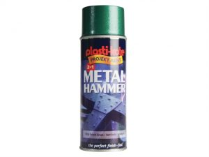 Metal Paint Hammer Spray Forest Green 400ml