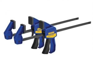 Mini Bar Clamp Twin Pack 300mm (12in)