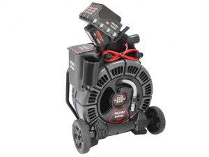 SeeSnake® MAX rM200 Inspection Camera Kit with CS6 Digital Monitor 47163