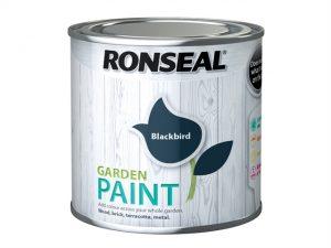 Garden Paint Black Bird 250ml