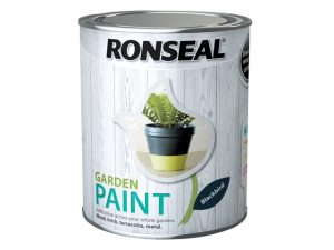 Garden Paint Black Bird 750ml