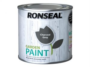 Garden Paint Charcoal Grey 250ml