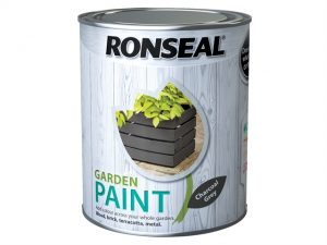 Garden Paint Charcoal Grey 750ml