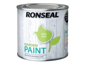 Garden Paint Lime Zest 250ml