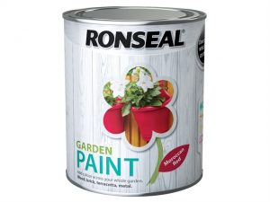 Garden Paint Moroccan Red 750ml