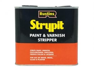 Strypit Paint & Varnish Stripper New Formulation 2.5 Litre