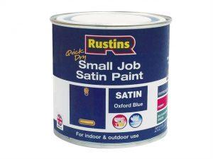 Quick Dry Small Job Gloss Paint Oxford Blue 250ml