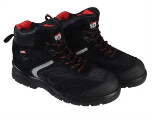 Bobcat Low Ankle Black Hiker Boots UK 10 Euro 44