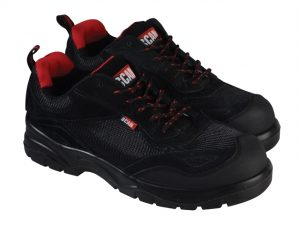 Caracal Black Safety Trainers UK 10 Euro 44