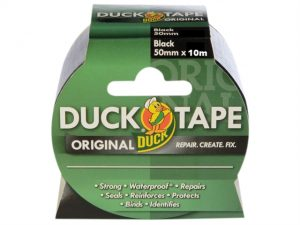 Duck Tape® Original 50mm x 10m Black