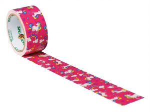 Duck Tape® 48mm x 9.1m Unicorn Dream