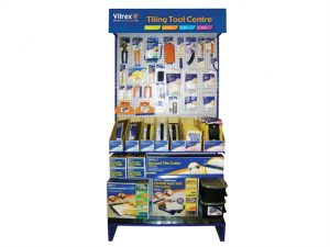 Jewson Builders Merchant Tiling Tool Display