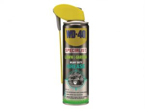 WD-40 Lawn & Garden Heavy-Duty Grease 250ml