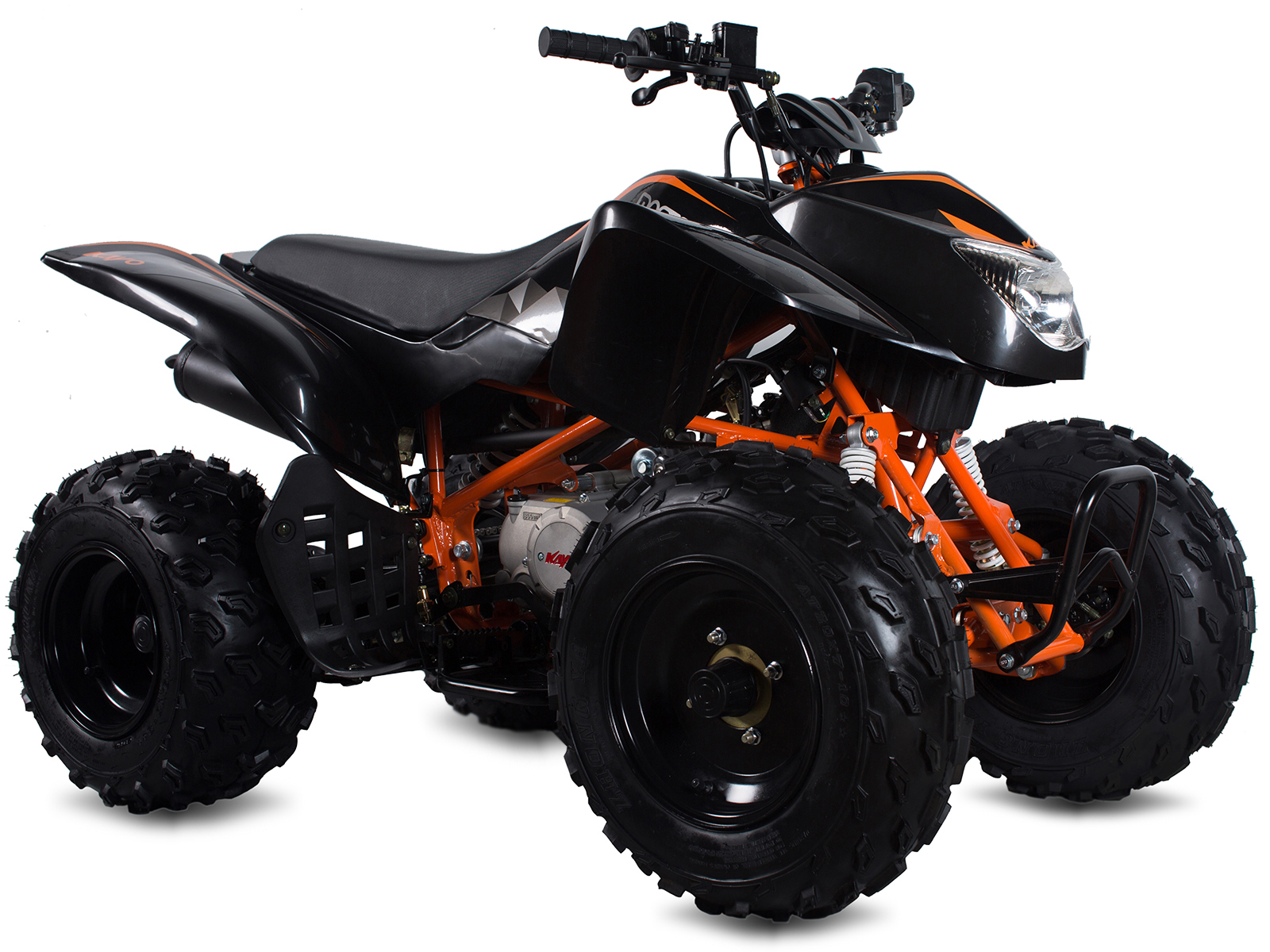 KAYO RAGING BULL 125 ATV - Altis Industries Ltd
