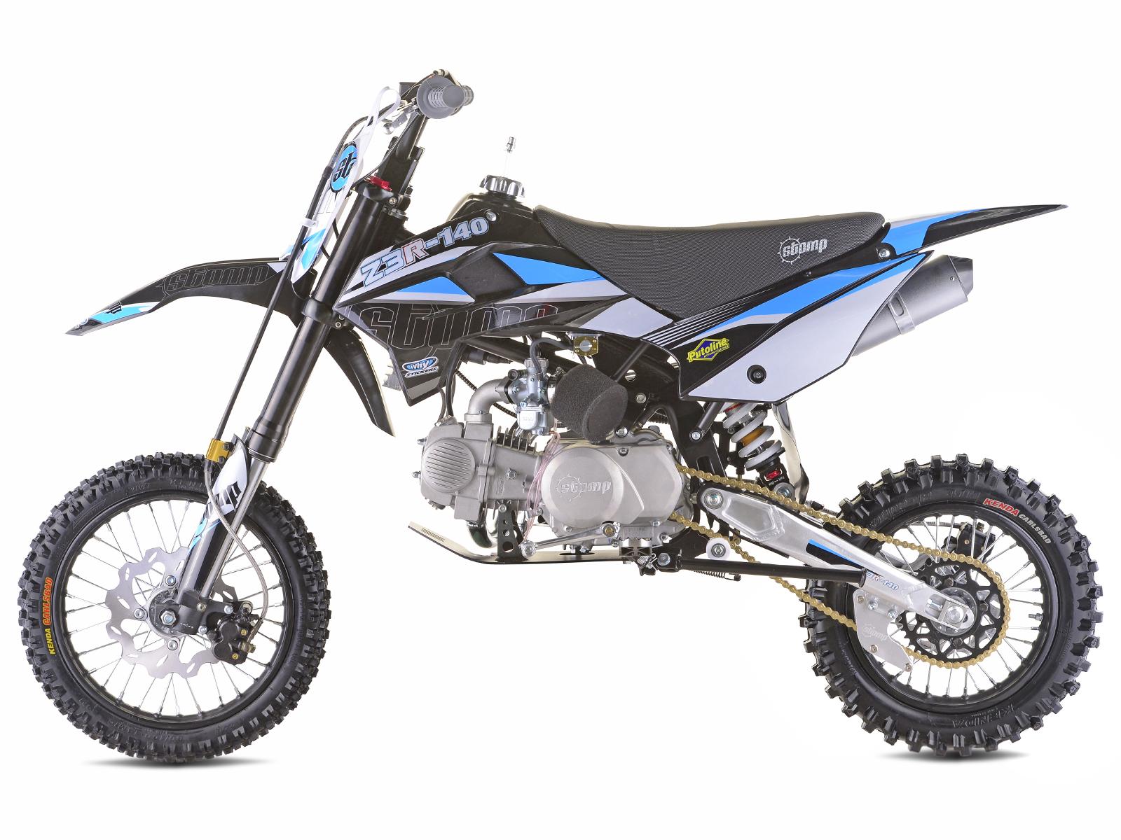 Stomp Z3r 140 Pit Bike Altis Ind Ltd