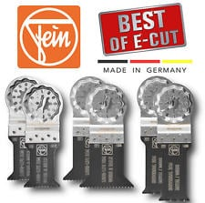 Fein Best of E-Cut Starlock Multi-Tool Blade Set (6 Pieces)