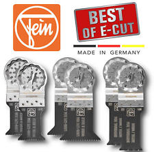 Fein Best of E-Cut Starlock Multi-Tool Blade Set (6 Pieces) 35222952300