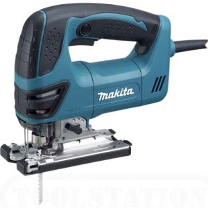 Makita 4350FCT Makita Orbital Action Jigsaw 110v (With Built-In Job Light)