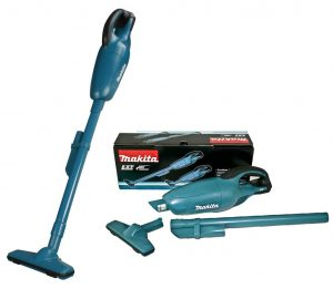 Makita DCL180Z 18v LXT Li-Ion Cordless Vacuum Cleaner