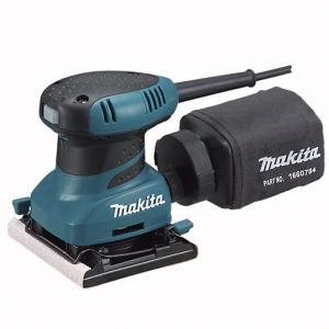 Makita BO4556 Clamp Finishing Palm Sander inc Dustbag