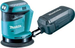 Makita DBO180Z Cordless Random Orbit Sander 18V