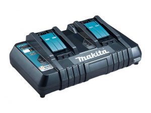 Makita DC18RD 7.2-18v Li-Ion Dual Port Twin Rapid Optimum Charger