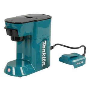 Makita DCM500Z 18v Cordless and Mains Coffee Maker