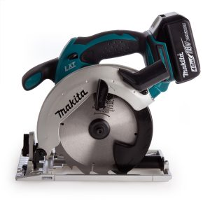 Makita DSS611Z Makita 18v Li-ion Circular Saw 165mm