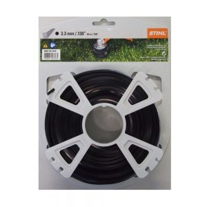 STIHL 3.3mm Square Mowing Line 40m Length
