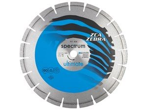 Ox Ultimate Zebra 115mm Diamond Blade ZCA115/22