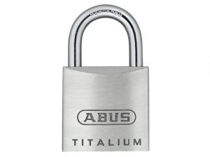 ABUS Mechanical ABU190055 1900//55 Recoil Keyed Cable Lock Black 55cm x 6mm